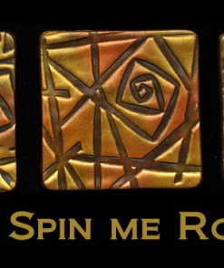 Helen Breil Texture Stamp – You Spin Me Round_1