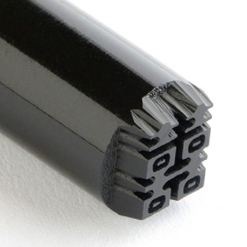 Kor Tools Acrylic Stamp - Chinese Character (Double Happiness)