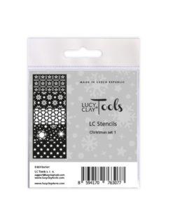 LC Stencils Set - Christmas 1