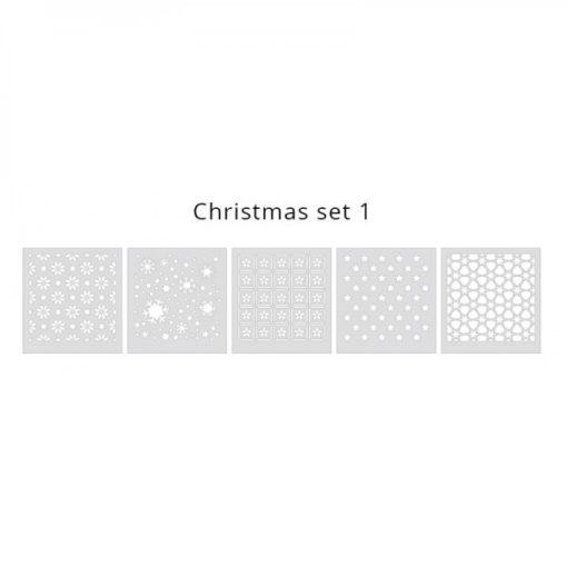 LC Stencils Set - Christmas 1.1