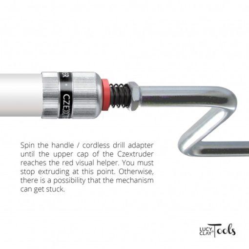 LC Tools Extruder Attachment - Visual Helper..2