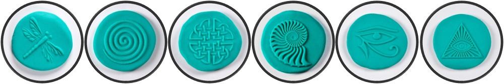 Kor Tools Acrylic Texture Panes Image