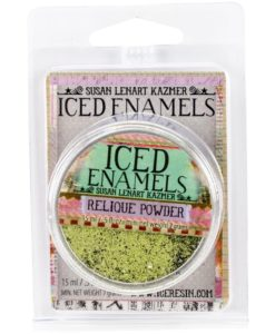 Ice Resin® Iced Enamels - Chartreuse