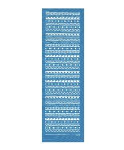MOIKO Silk Screen-25x7cm-BLines1
