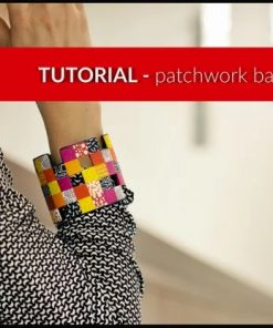 Patchwork Bangle.3
