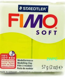 Fimo Soft - Green Lime