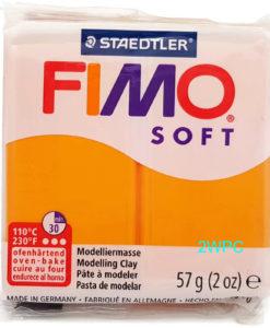 Fimo Soft - Sunny Orange