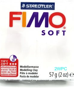 Fimo Soft - White