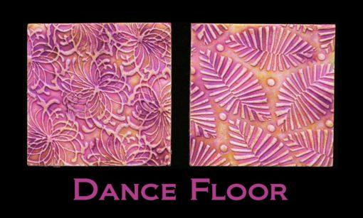 Helen Breil Texture Stamp – Dance Floor.3