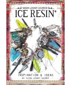 Ice Resin Inspiration & Ideas by Susan Lenart Kazmer
