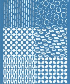 MOIKO Silk Screen - Geometric Combo 160 x 115mm