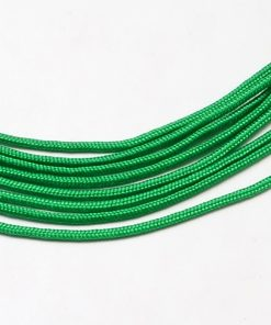 Parachute Cord - Green (per metre).1