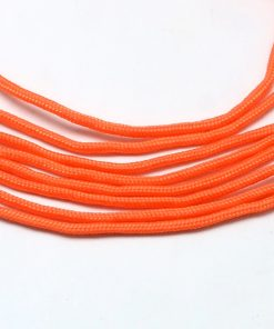 Parachute Cord - Orange (per metre).1