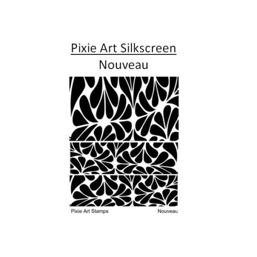 Pixie Art Silkscreen - Nouveau