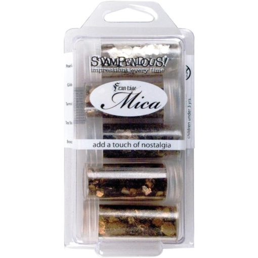 Stampendous Frantage Mica Fragments Kit
