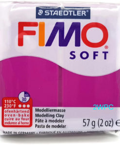 fimo Soft - Purple