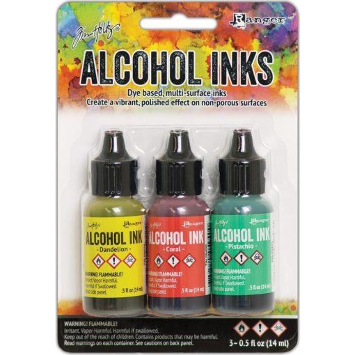 Adirondack® Alcohol Ink Kit - Key West
