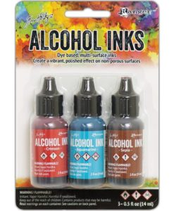 Adirondack® Alcohol Ink Kit - Rodeo