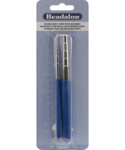 Beadalon Jump Ring Mandrel – 2 piece Set