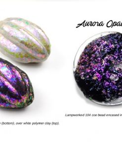 Lumiere Lusters™ - Aurora Opal Super Flake (High Temp) (2)