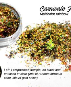 Lumiere Lusters™ - Carnivale Flake (High Temp)