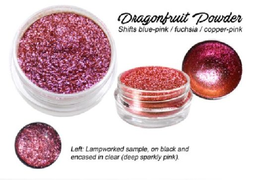 Lumiere Lusters™ - Dragonfruit Powder (High Temp)