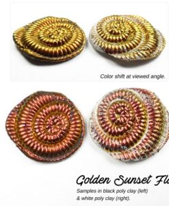 Lumiere Lusters™ - Golden Sunset Flake (High Temp).2