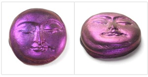 Lumiere Lusters™ - Luminesce Series - Purple to Rose Red Fine Pearl Powder (Low Temp).2