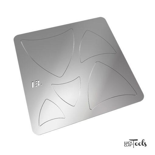 LC Shape Plate 13