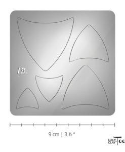 LC Shape Plate 13.1