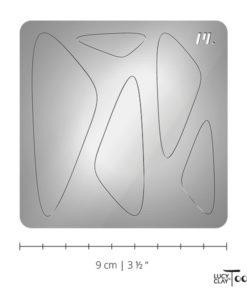 LC Shape Plate 14.1