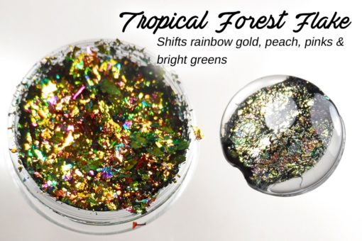Lumiere Lusters™ - Tropical Forest Flake (High Temp)