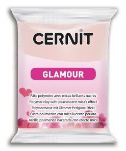 Cernit Glamour Polymer Clay, 425 Carnation - 56g