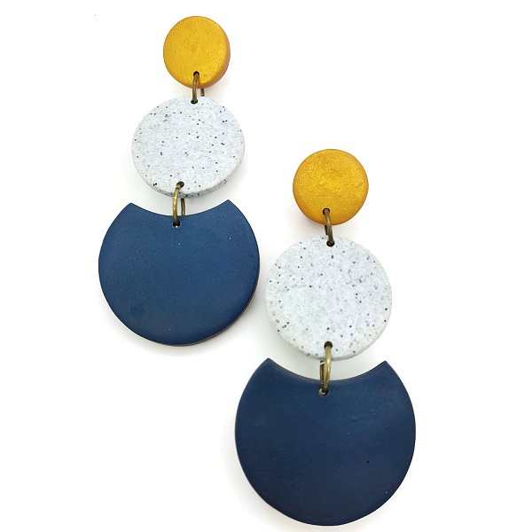 Cernit Nature Earrings