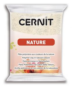 Cernit Nature Polymer Clay, 971 Savanna - 56g