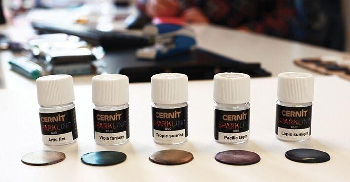 Cernit Sparkling Duo