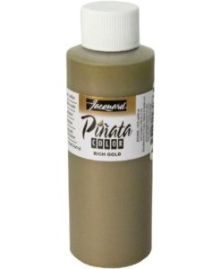 Jacquard Pinata Alcohol Ink (118ml) – Metallic Gold