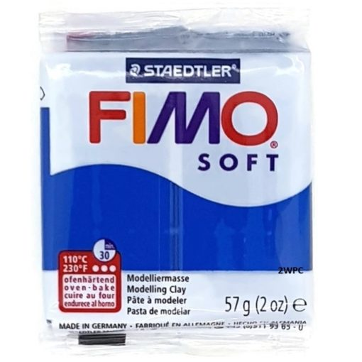 Fimo Soft - Pacific Blue.1