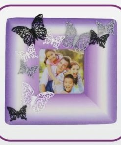 Sculpey® Silicone Bakeable Mould – Geo Butterfly.1