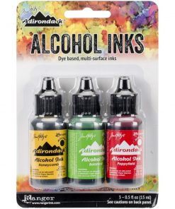 Adirondack® Alcohol Ink Kit - Conservatory