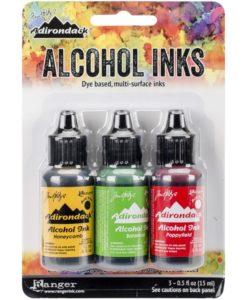 Adirondack® Alcohol Ink Kit - Conservatory