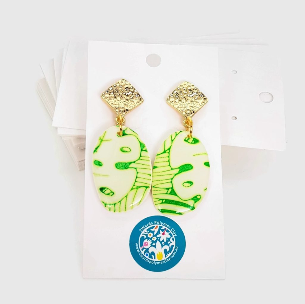 Earring Display Cards (50 per Pkg).3
