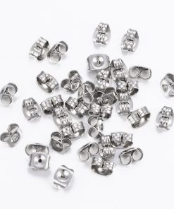 Stainless Steel Butterfly Ear Nuts 40 pk.2