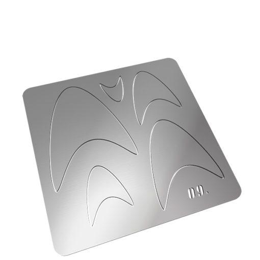 LC Shape Plate 09