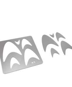 LC Shape Plate 09.1
