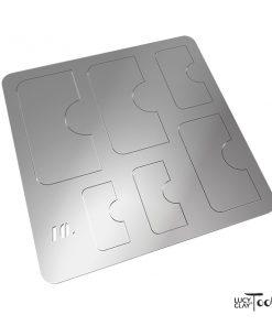 LC Shape Plate 10