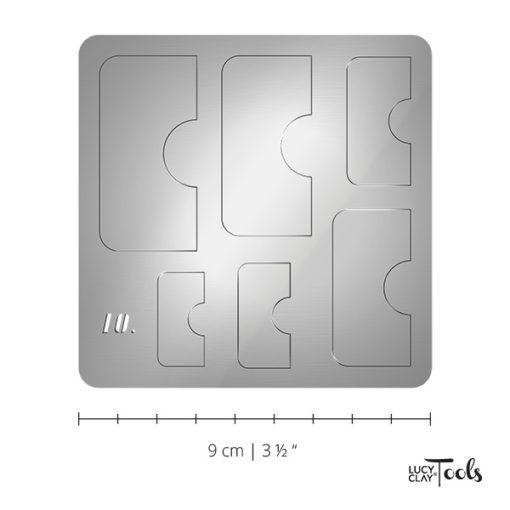 LC Shape Plate 10.1