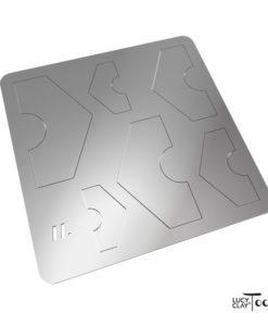 LC Shape Plate 11