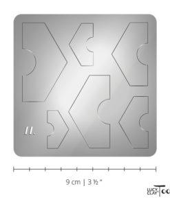 LC Shape Plate 11.1