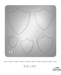 LC Shape Plate 19.1